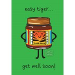 Easy Tiger - Get Well Soon - NEW