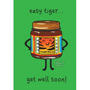 Easy Tiger - Get Well Soon