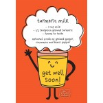 Turmeric Milk - Get Well Soon - NEW