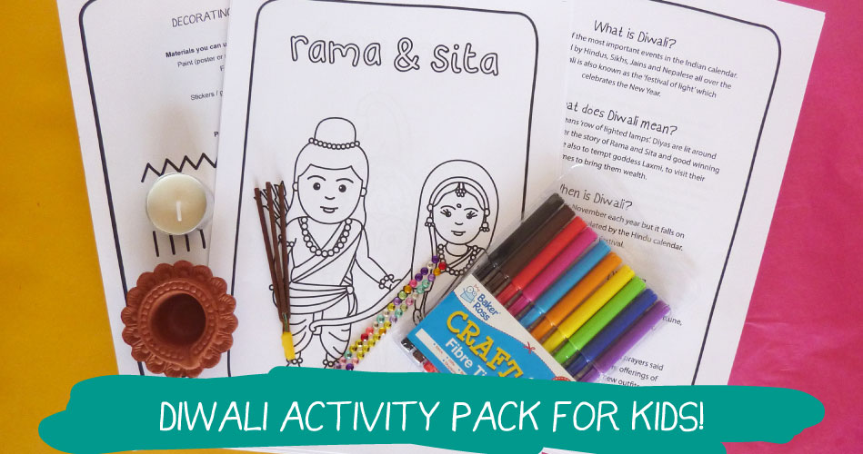 Diwali Activity Kit