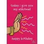 Birthday Ashirwad