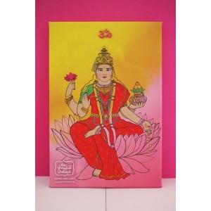 Laxmi Canvas Print
