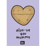 Aloo-ve You Mummy