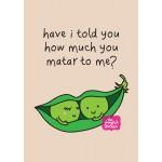 You Matar To Me