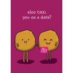 Aloo Tikki You On A Date