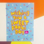 Have A Sweet Rakhi Day - Happy Raksha Bandhan