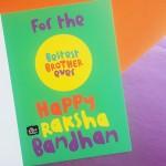 Bestest Brother Ever - Happy Raksha Bandhan