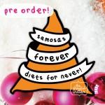 PRE-ORDER - Samosas Forever Pin