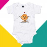 NEW - Cutest Little Ladoo - Babygrow