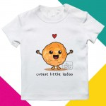 NEW - Cutest Little Ladoo - T-shirt