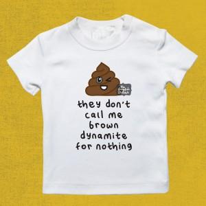 Brown Dynamite T-Shirt