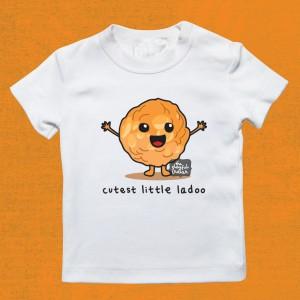 Cutest Little Ladoo T-Shirt