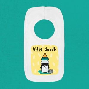 Little Doodh Pullover Bib