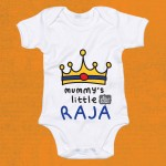 Mummy's Little Raja Babygrow