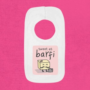 Sweet As Barfi Pullover Bib