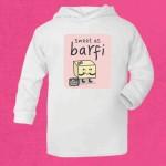 Sweet As Barfi Lightweight Hoodie