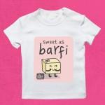 Sweet As Barfi T-Shirt