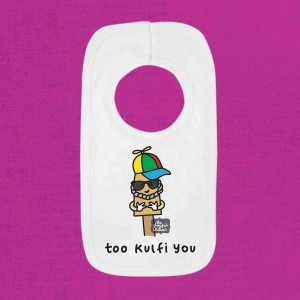 Too Kulfi You Pullover Bib