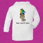 Too Kulfi You Lightweight Hoodie