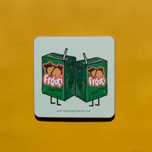 Frooty Darling Coaster - Single