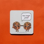 Hey Sweet Jalebi Coaster - Single