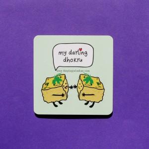 My Darling Dhokru Coaster - Single