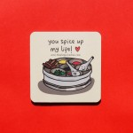 You Spice Up My Life Coaster - Single