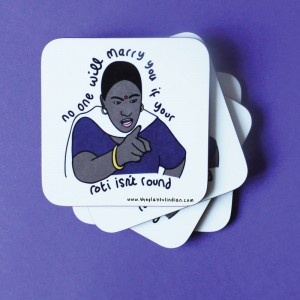 No One Will Marry You Coaster