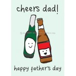 Cheers Dad! Happy Father's Day