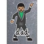Emoji Dancing Dad