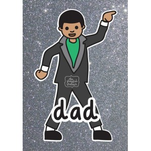 Emoji Dancing Dad