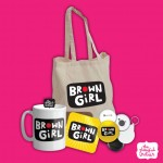 Brown Girl Gift Set