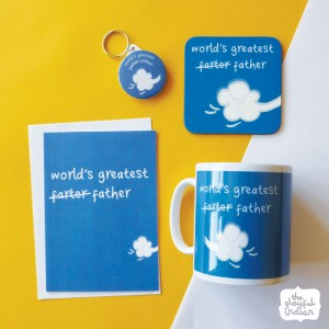 Father's Day Funny Gift Set