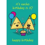 Nacho Birthday