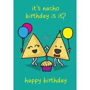 Nacho Birthday
