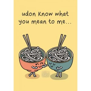 Udon Know