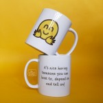 Raksha Bandhan Gift - Someone To Tell On Mug