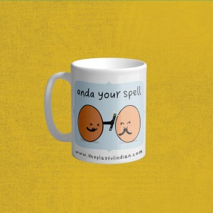 Anda Your Spell Mug