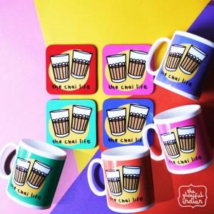 The Chai Life Mugs