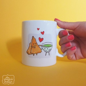 You're The Chutney To My Samosa Mug