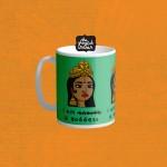 I Am A Goddess Mug