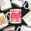 Food Brights Life Is So Daal Without You Mug