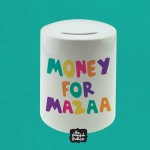 Money For Mazaa Ceramic Money Box