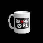 Brown Girl Mug