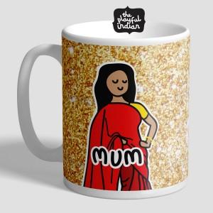 Emoji Mum Mug
