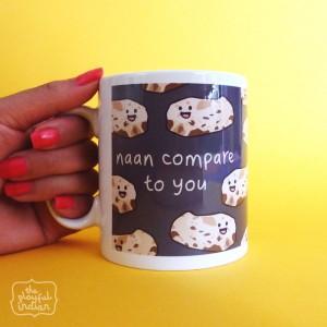 Naan Compare ToYou Mug