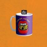 Not For Your Gup Shup Mug