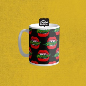 Too Spicy For You Mug