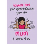 Thank You For Everything Mum