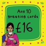 ANY 10 CARDS